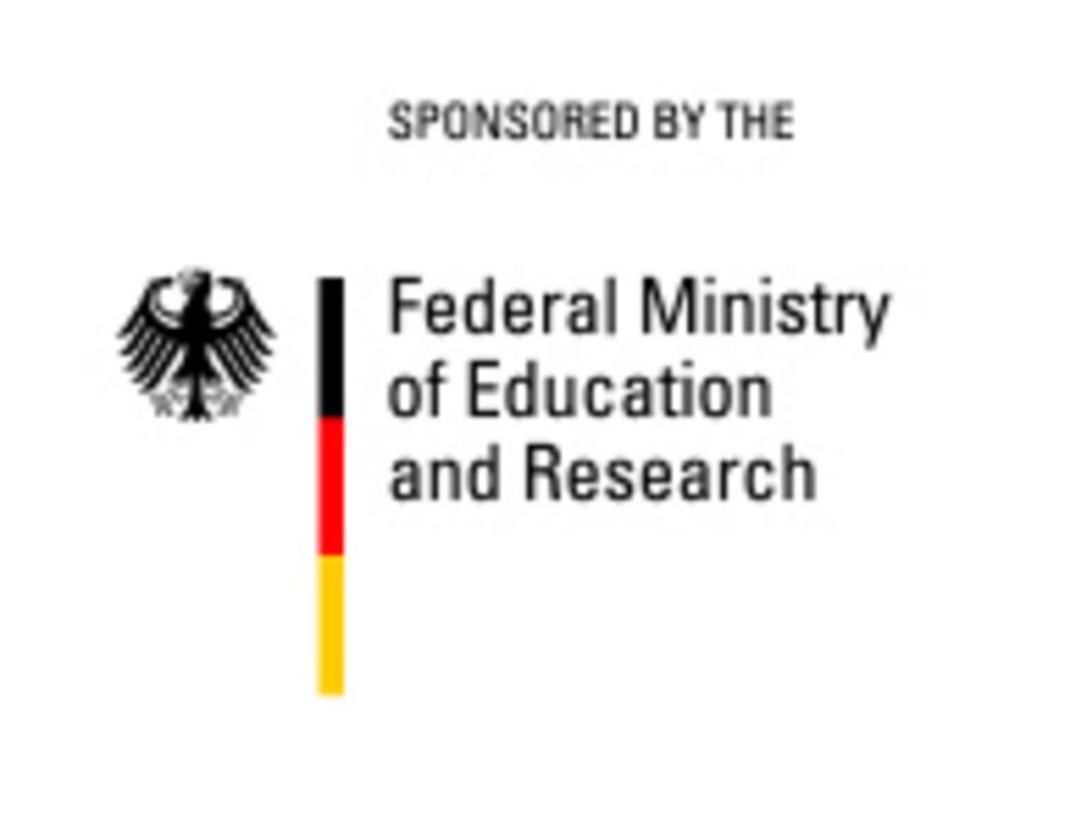 Logo of the Federal Ministry of Education and Research